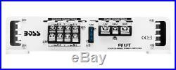 Amplificateur Boss Marine Mr1004 Pour Radio Stéréo Bateau Avec 4 Hautparleur