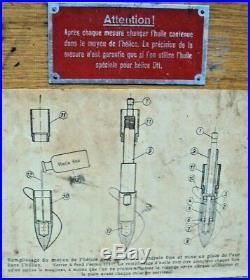Ancienne système d'hélice pour calculer la vitesse des bateaux type Arkansas