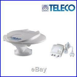 Antenne Teleco Wing 11 digital terrestre omnidirectionnel pour camper bateau