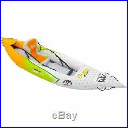 Aqua Marina Kayak Gonflable Betta HM K0 pour 1 Personne Multicolore Bateau