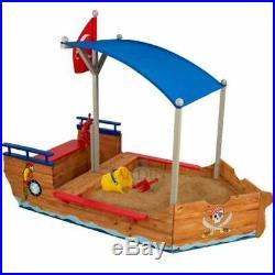 Bateau Pirate Bac pour Enfants Kidkraft Jardin Jouets Jeux Extérieur Toys