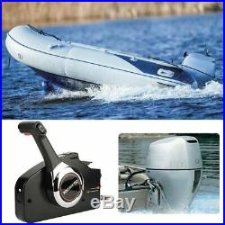 Bateau à Moteur Yacht Marine Moteur Hors-Bord à TéLéCommande pour Honda Hors P1I