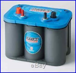 Batterie Optima Blue top BT SLI 4.2 12v 50ah pour bateau