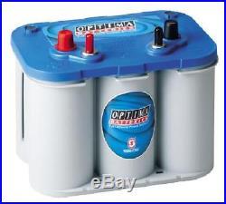 Batterie Optima Blue top BTDCM 4.2 12v 55ah pour bateau