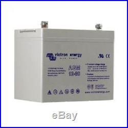 Batterie solaire AGM 12V 110Ah sans entretien, pour bateau, camping-car