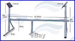 Ber Ajustable Pour Bateau 3000 MM 5000 KG Max