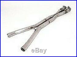 Billy Bateau FCOR-0536 2-1/2 Pouce X-Pipe W / Hi Flow Chats pour Chevrolet