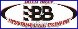 Billy Bateau FDOM-0336 Haut Débit Chat Tuyaux pour OE Collecteurs Adapté
