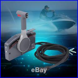 Boîte de Contrôle à Distance hors-bord de bateau 10Pin Pour Yamaha 703-4825-16