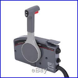 Boîtier De Commande à Distance Montage Latéral Bateau 10 Pin Pour Yamaha