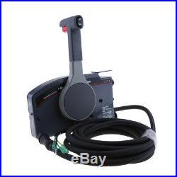 Boîtier de contrôle pour bateaux hors-bord marine pour câble Yamaha PUSH