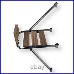 CEREDI Inox Plate-Forme Mini Avec Support Moteur Pour Petit Bateaux Bateau