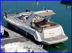 COUSSIN LEADER 8 COCKPIT blanc et bleu pour bateau