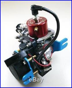 CRRCPRO 26CC refroidi par eau moteur à essence pour RC bateaux 3300-18000rpm