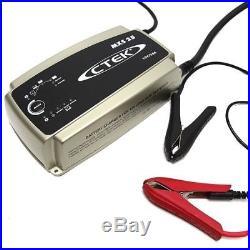 Chargeur CTEK MXS 25 pour batterie de 40 à 500 ah 12V 25A pour bateau voiture