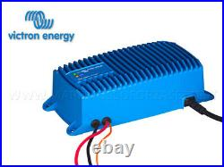 Chargeur VICTRON 17A Bleu Puissance IP67 Batterie Chargeur Pour Bateau Camper