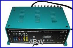Chargeur de Batterie 12V 10A CBE A910-6 Plomb Gel Pour Camping-Car Bateau