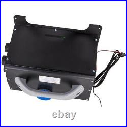 Chauffage Diesel Air Heater 8KW 12V Kit Comple Thermostat Bateau Camion Yacht
