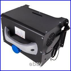 Chauffage Diesel Air Heater 8KW 12V avec Kit Camion Bus Motor-Homes Bateau Yacht