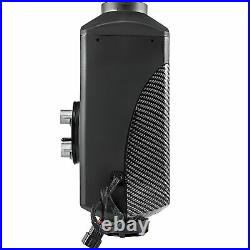 Chauffage Diesel Air Heater 8KW 12V avec LCD télécommande pour Voiture Bateau