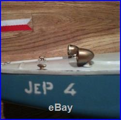 Chaumard ou taquet pour les bateaux JEP & canots Ruban Bleu