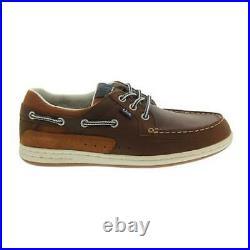 Chaussures bateau pour homme SHARKS cuir TBS pointure 44