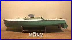 Clef Meccano France pour Canot Hornby Fregate Pegase Racer Goéland Mouette Key