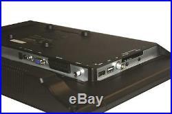 Combiné Télévision + DVD LED 24' (61 cm) TNT HD pour camping car bateau