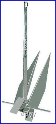 Danforth Acier Ancre 11,3 KG 889mmx680mmx482mm Pour Bateaux De 10,5 11,4m