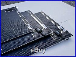Demi Flexible Panneau Solaire Solara Marine 115W 12V pour Rvs & Bateaux Fait en