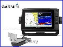 Garmin Echomap Plus 72cv Sondeur et GPS Cartographique Nautique pour Bateau