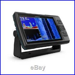 Garmin Striker Plus 9sv Sondeur en Couleurs et GPS Nautique pour Bateau