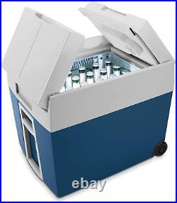 Glacière électrique portable de 48 l, 12 V et 230 V pour voiture bateau camion
