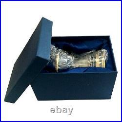 Globe et bateau copie Oeuf Faberge/ cadeau originale pour marin, bateau, voilier