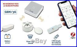 Glomex Zigboat Connectivity Kit Surveillance Alarme et pour Bateaux