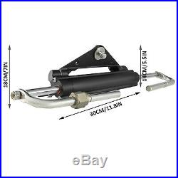 HC4645H Direction Hydraulique Hors-Bord pour Bateau Outboard Steering Cylindre