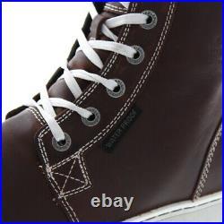 Harley-Davidson Chaussures pour Hommes Bateau Steinman D97140 Marron