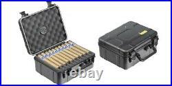 Humidor De Voyage Cigar Caddie De Bateau Pour 40 Cigares