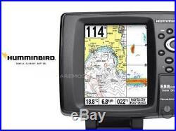 Humminbird 688cxi HD Xd GPS pour Bateau avec Sondeur Haute Profondeur