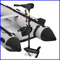 In. Tec Moteur électrique pour bateau 36 lbs Puissance maximal env. 354W Noir