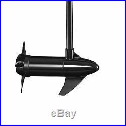 In. Tec Moteur électrique pour bateau 55 lbs Puissance maximal env. 636W Noir