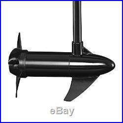 In. Tec Moteur électrique pour bateau 86 lbs Puissance maximal env 1164W Noir