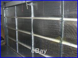 Isolant réfléchissant double feuille pour mezzanine, plancher, mur, toit, bateau