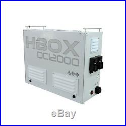Kit HBOX DC12000 Complet système Plug-and-Play pour camion, bateaux, BUS