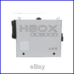 Kit Hbox hho DC8000 Complet système Plug-and-Play pour camion, bateaux, BUS