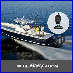 Kit de Vérin de Direction Marine 150HP Hors-Bord Hydraulique HC4645H pour Bateau