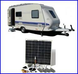 Kit solaire pour caravane / bateau 60 Wc