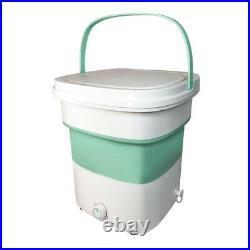 Lave-linge plié automatique pour bateau de camping-car de voyage en dortoir