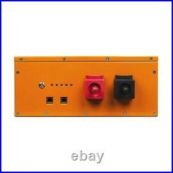 LiFePO4 Batterie BMS 172Ah 12.8V pour Caravane Camping Marine Bateau Solarpanel