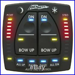Marine Bateau Bennett Autotrim Pro pour Électrique Garniture Onglets Ap000a1bc